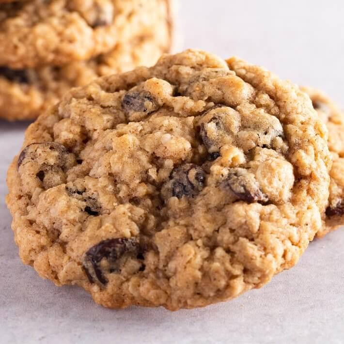 Keto Vanilla Cinnamon Cookies
