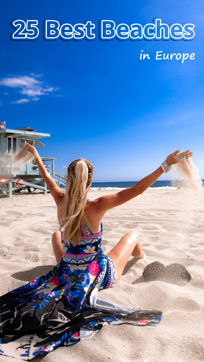 25 Best Beaches in Europe
