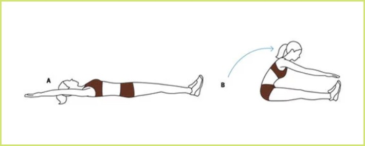 6 Easy Lower Abdominal Exercises