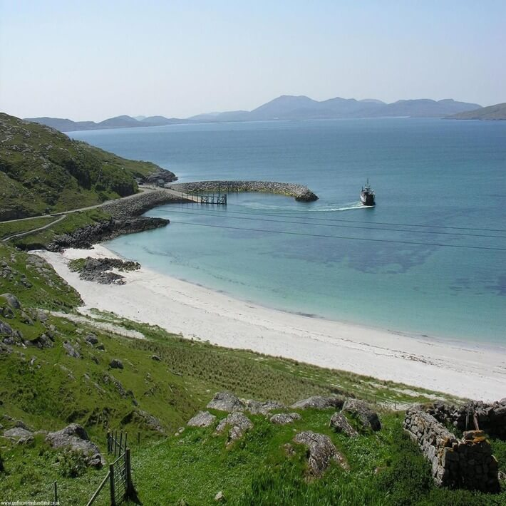 Barra Beach, Scotland