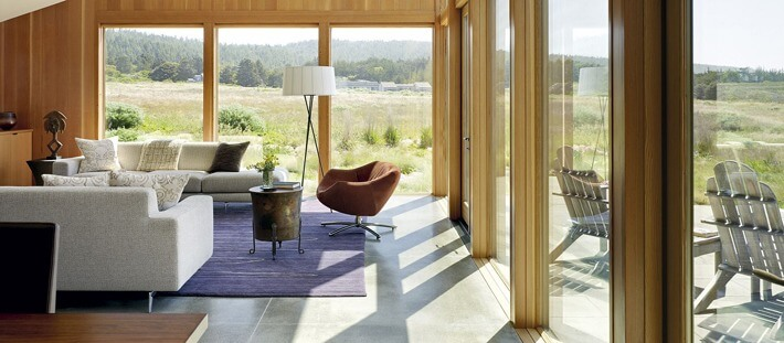 Meadow House in Sea Ranch