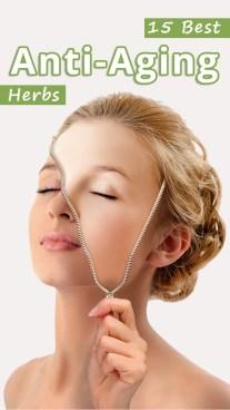 15 Best Anti-Aging Herbs