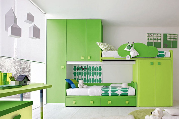 Magical Kids Bedrooms That Will Inspire You