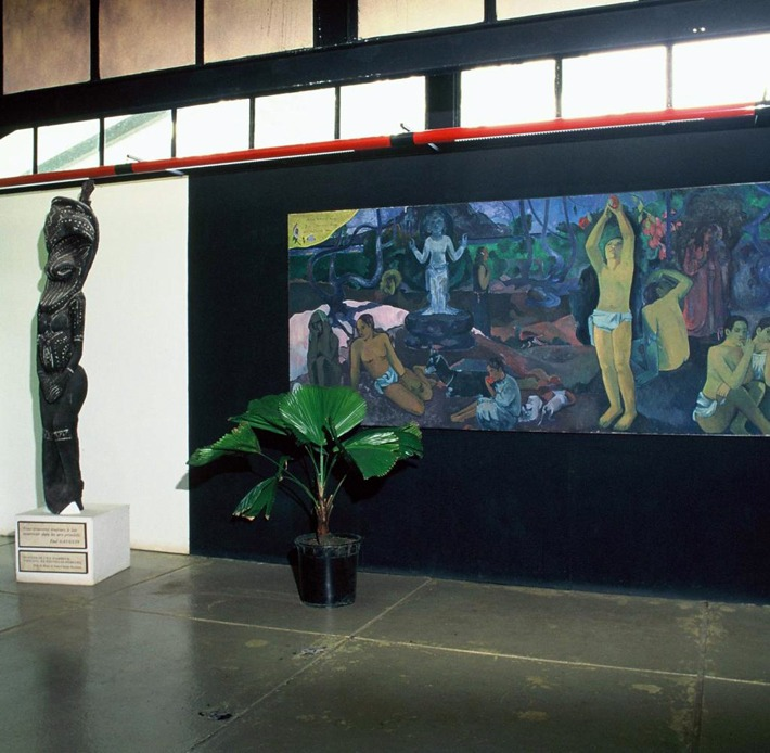 Paul Gauguin's Museum