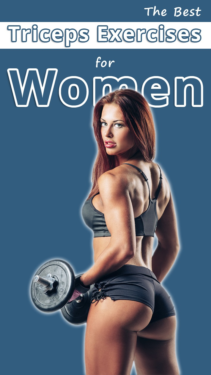 The Best Triceps Exercises for Women