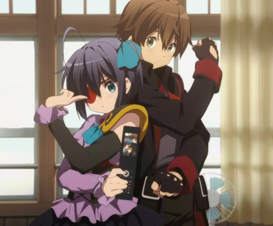 Love chunibyo and other delusions anime