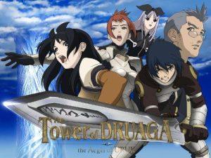 Tower of Druaga: The Aegis of Uruk anime