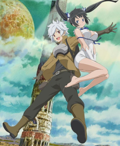 Is It Wrong to Try to Pick Up Girls in a Dungeon? anime
