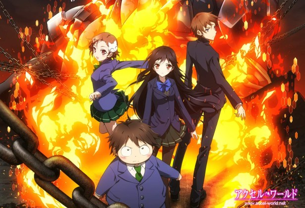 Accel World anime