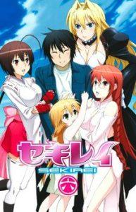 Sekirei anime