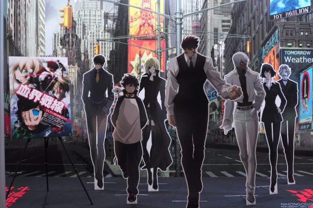 anime in japan