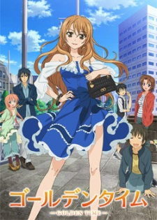 golden time anime