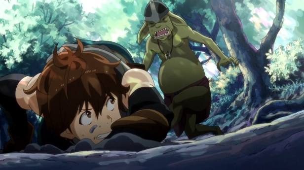 Grimgar of Fantasy and Ash anime