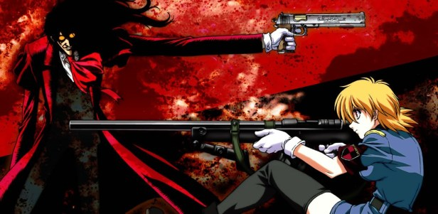 hellsing ultimate anime