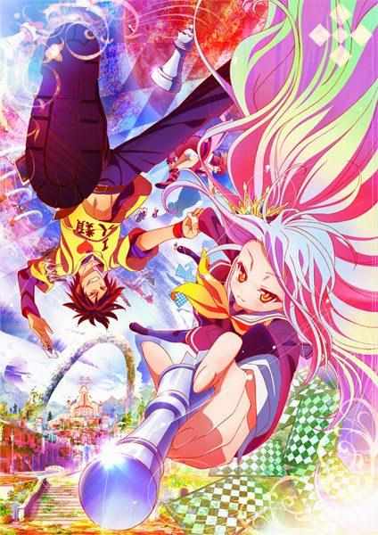 no game no life anime