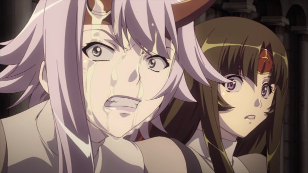 queens blade anime