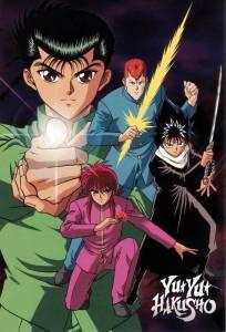 yu yu hakusho anime