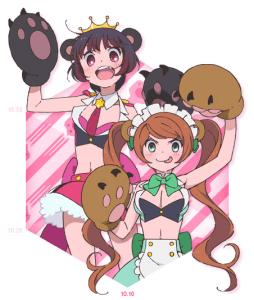yuri bear storm anime