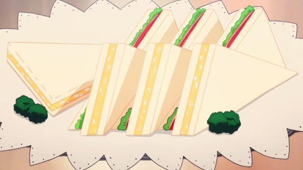 anime sandwhiches