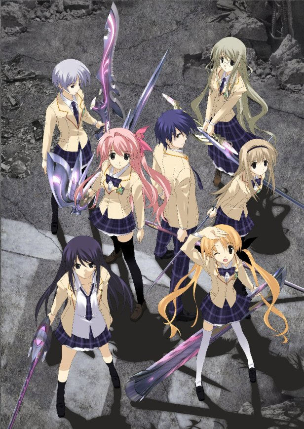 chaos head anime