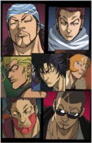 exile generation anime