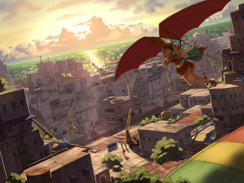 Anime Series Like Gargantia on the Verdurous Planet