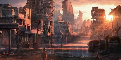 post apocalypse anime