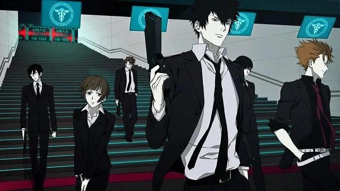 psycho pass anime