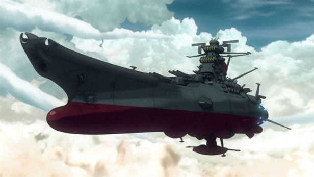space battleship yamato cgi