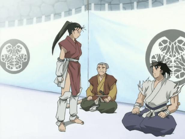 time of shura anime