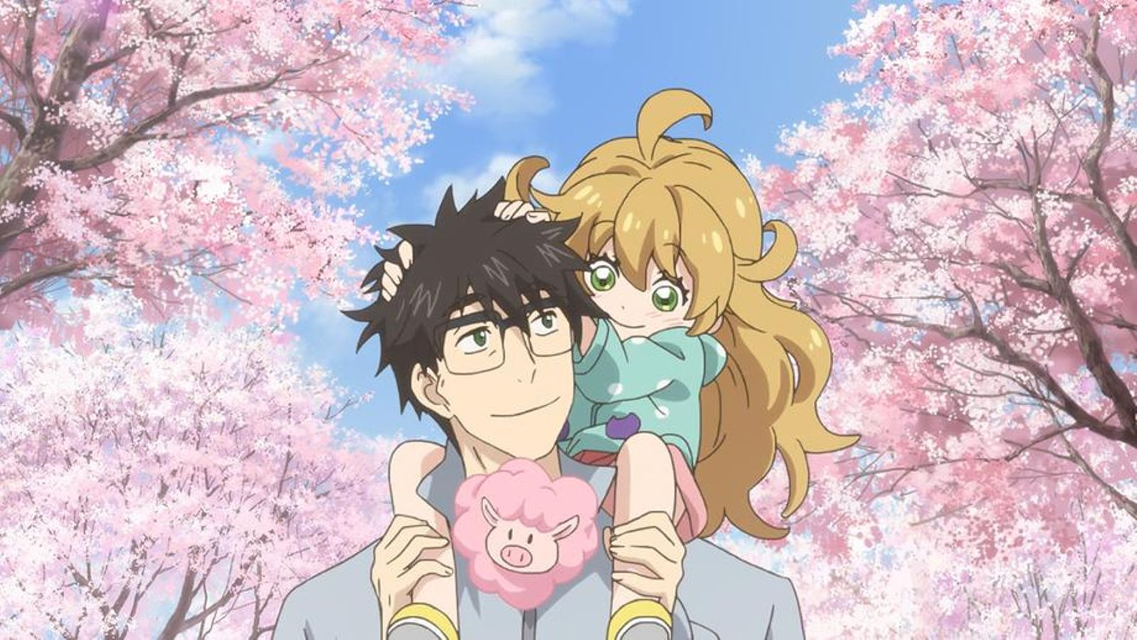 Anime Series Like Sweetness and Lightning – Recommend Me Anime