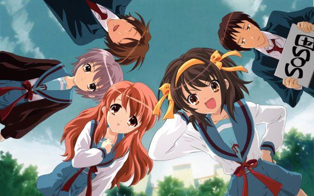 haruhi anime