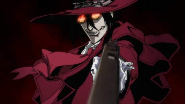 anime series like hellsing ultimate