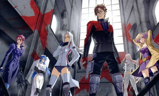 triage-x-anime