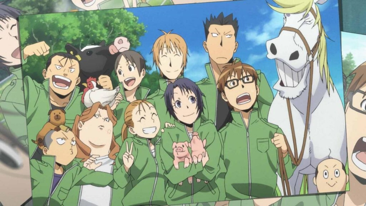 Anime Series Like Silver Spoon – Recommend Me Anime