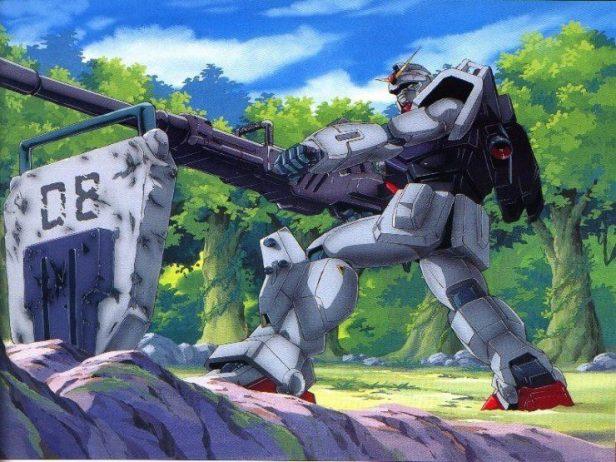 08th ms team gundam anime