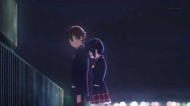 chunibyou romance anime