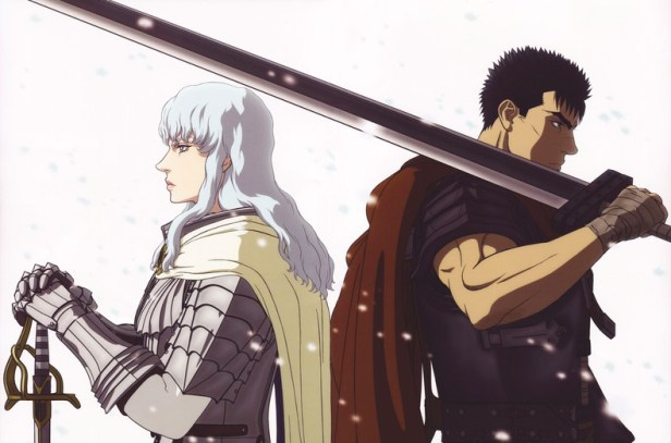 gutts and griffith bromance
