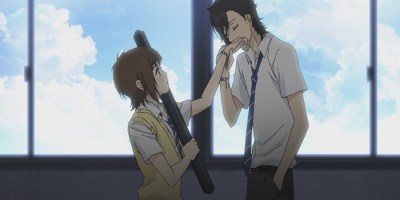 20 Romance Anime Series Where a Boy and a Girl Must Live ...