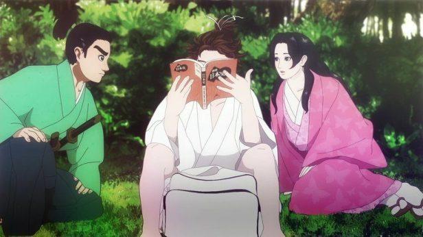 Nobunaga Concerto anime