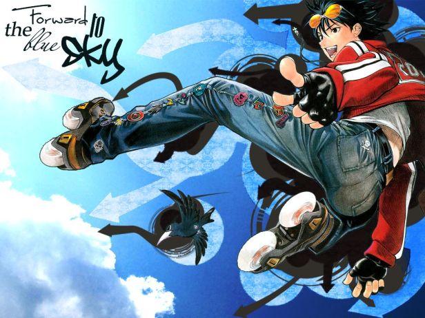 air gear anime