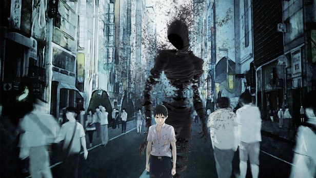 anime like ajin