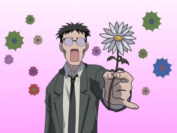 mr kimura from azumanga diaoh