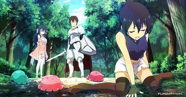 never a girl online anime
