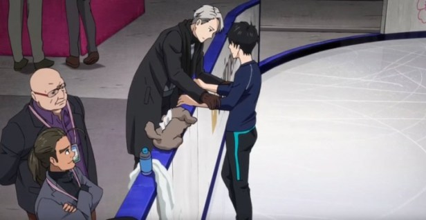 yuri on ice anime