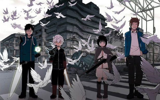 World Trigger anime