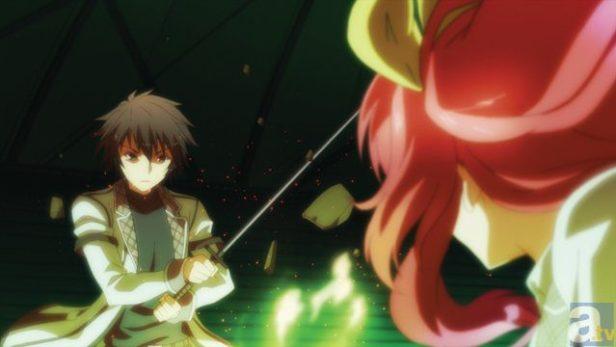 cavalry of a failed knight anime
