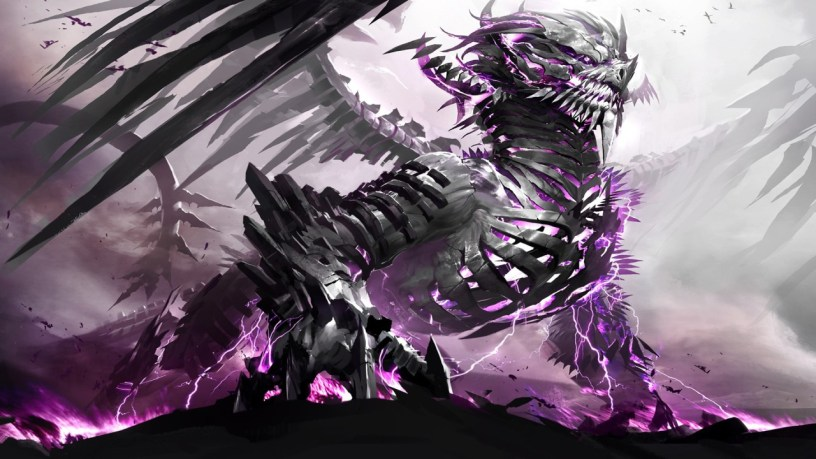 20 dragon characters in anime