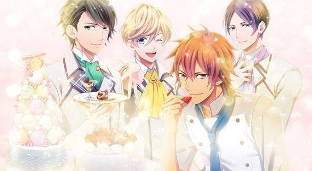 Bonjour Sweet Love Patisserie anime