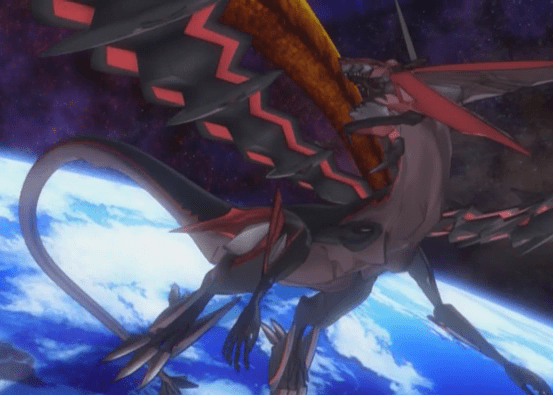 Gio from Dragonaut